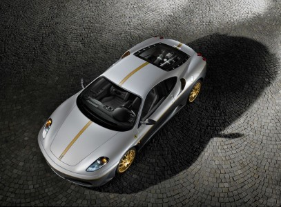 Ferrari pondrá a subasta un F430 para ayudar a las víctimas del terremoto