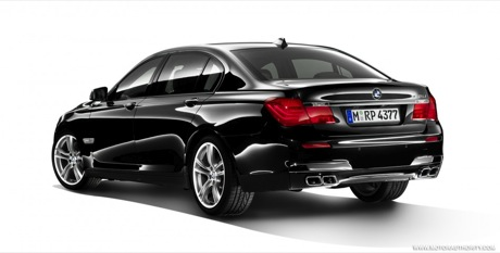 BMW Serie 7 Pack M
