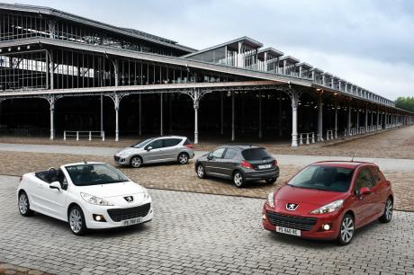 Peugeot 207 Phase 2, ya es oficial peugeot