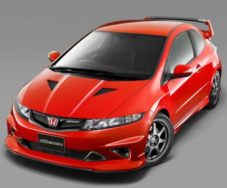Honda Civic Type R (europeo) por Mugen compactos