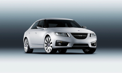 Saab 9 5 2010, ya es oficial berlinas sedanes