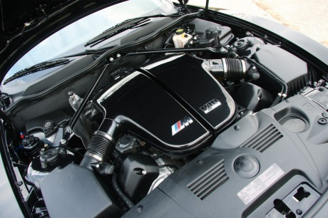 BMW Z4 V10 Manhart