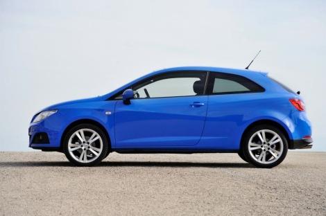 España:  SEAT Ibiza 1.6 TDI CR de 105 CV seat