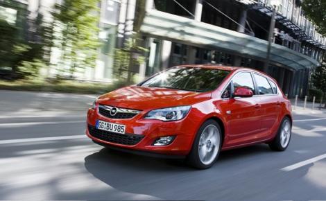 España: Precios del nuevo Opel Astra compactos