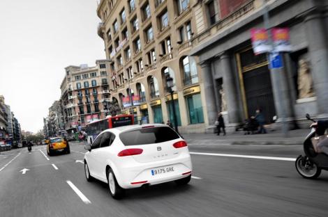 SEAT León  1.6 TDI CR Ecomotive con Stop&Start, para España compactos