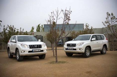 España: Precios del renovado Toyota Land Cruiser toyota