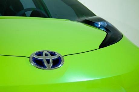 Toyota Prius Coupé