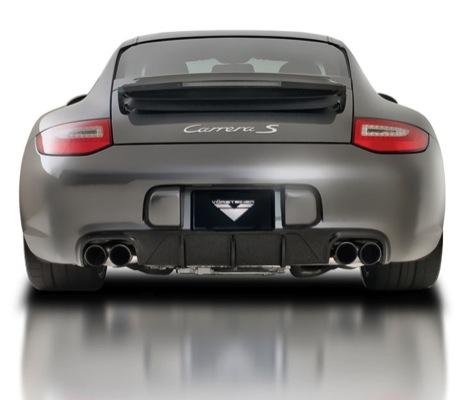 Vorsteiner V-GT Porsche 911 Carrera