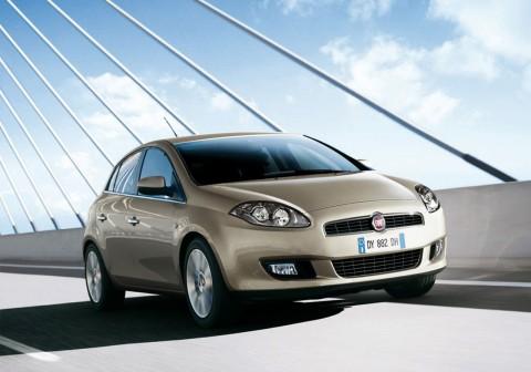 Fiat presenta el Bravo 2010 compactos