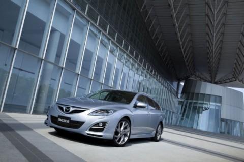 Mazda6 2010, todos los detalles berlinas sedanes