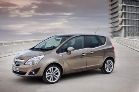 Comienza la producción del nuevo Opel Meriva en Figueruelas  monovolumenes