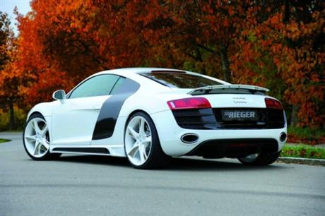Rieger Tuning R8