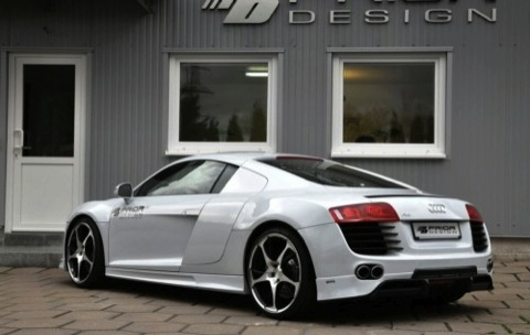 Audi R8 Carbon Limited Edition