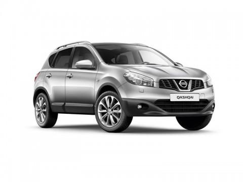 Nissan alcanza el millón de unidades del Qashqai