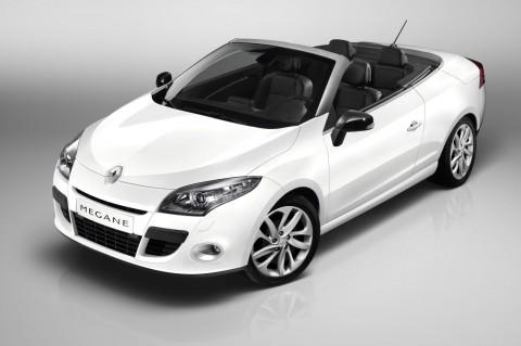 Renault presenta el Mégane CC descapotables