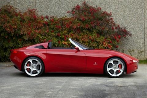 Pininfarina Alfa Romeo 2uettottanta