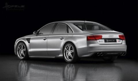 Audi A8 Hofele