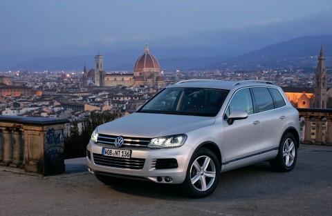 España: Precios del nuevo Volkswagen Touareg suvs