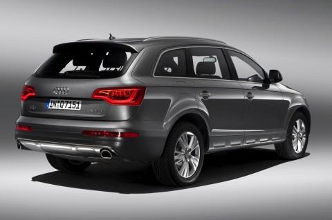 El próximo Audi Q7 será más pequeño audi