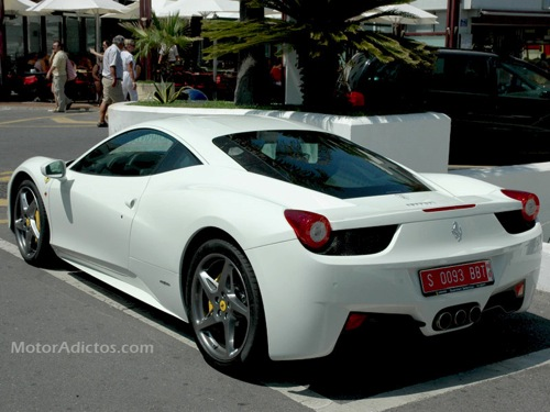 Ferrari 458 Italia Puerto Banús