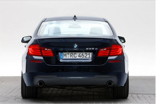 bmw serie 5 pack m ya es oficial. Black Bedroom Furniture Sets. Home Design Ideas