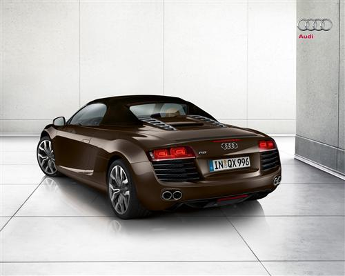 Audi R8 V8 Spyder 8
