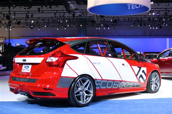 Ford Focus Race Concept