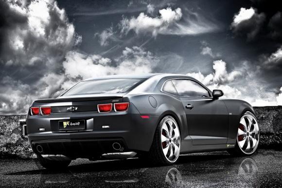 2-Speed-Box-Chevrolet-Camaro-SS-Black-Cat