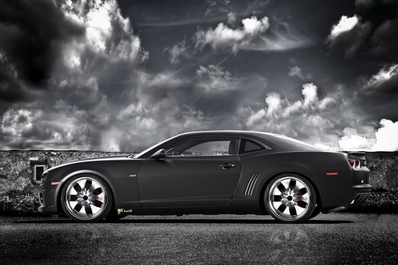 3-Speed-Box-Chevrolet-Camaro-SS-Black-Cat