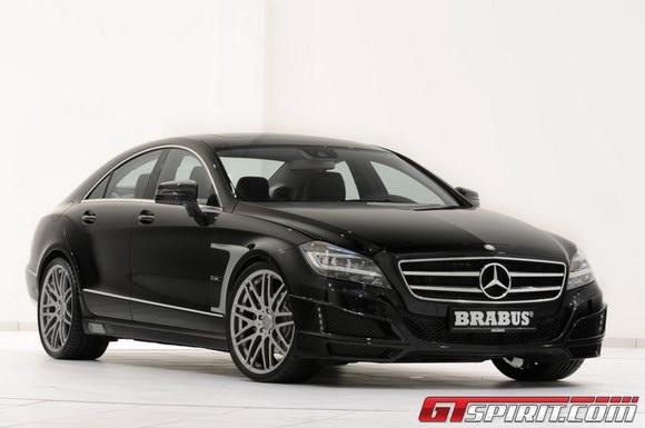 Brabus Mercedes CLS 02