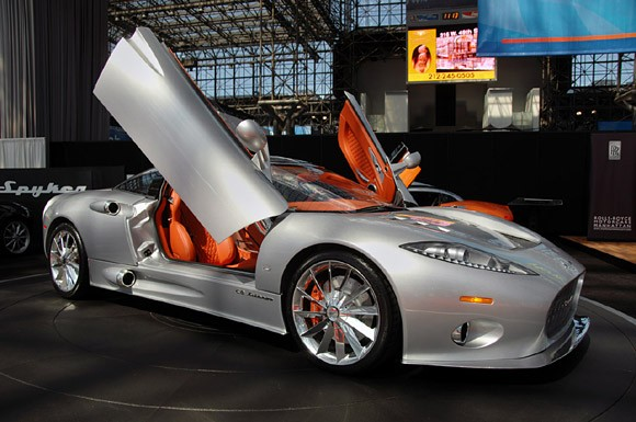 New-York-Spyker-C8-Aileron-makes-North-American-debut_45271_1