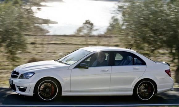 Más de cerca: 2015 Mercedes C 63 AMG