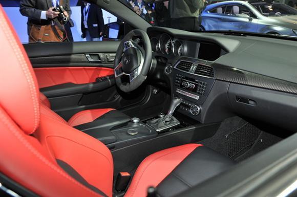 Mercedes C63 AMG Coupé