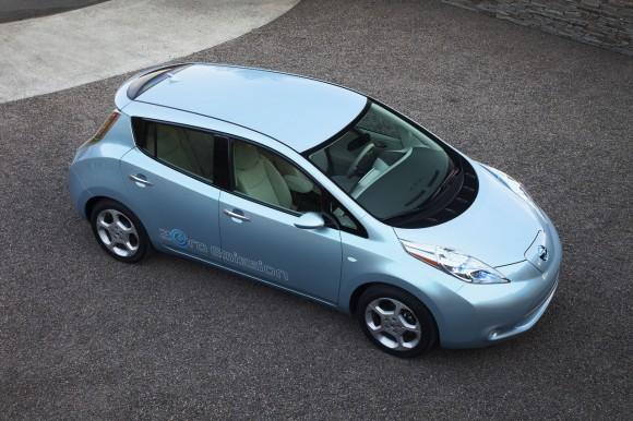 España: Nissan Leaf, ya se admiten reservas