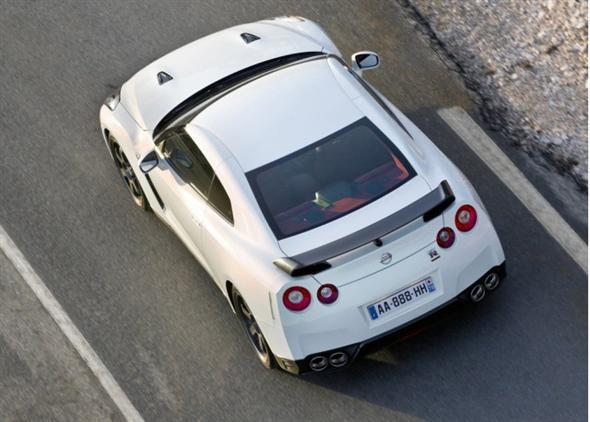 2012 nissan gt r 100339775 m 2013 Nissan GT R, ¿más potencia de lo previsto?