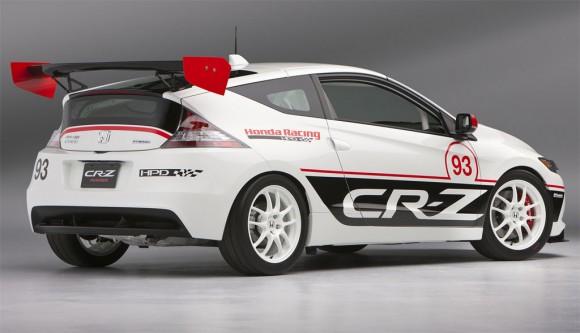 Honda participará en Le Mans con un CR-Z