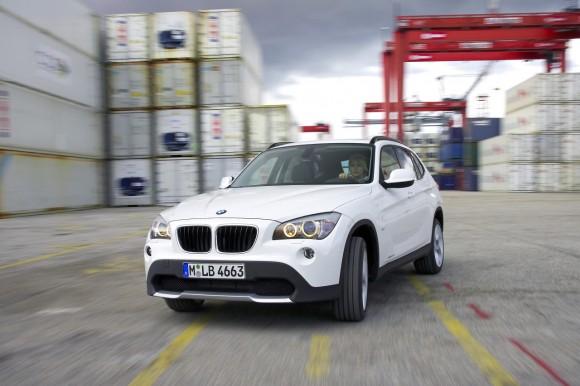 bmw x1 2010 00 e1309364736169 España: El BMW X1 estrena motores