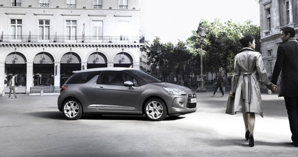 "Citroën DS3 ""Grey Matter"""