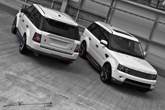 Project Kahn presenta el Range Rover Sport Davis Mark II Limited Edition