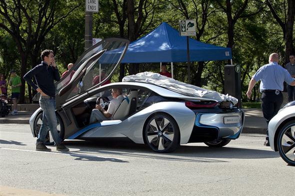 BMW i8 Concept,