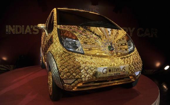 3.36 millones de euros por… ¿un Tata Nano?