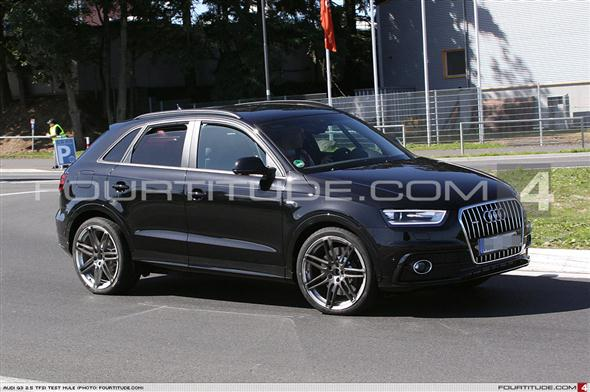 Audi Q3 2.5 TFSI