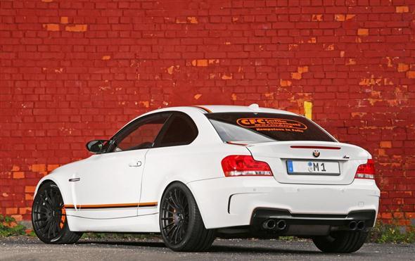 BMW Serie 1 M APP