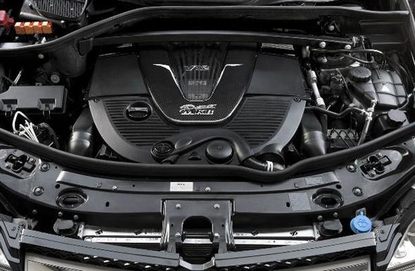 Mercedes GL MKB