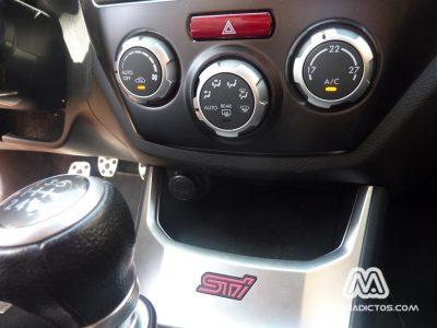 Prueba Subaru WRX STI 301 caballos (parte 2)