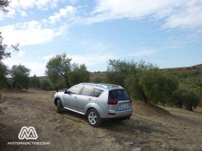 Prueba Peugeot 4007 Sport Pack 2.2 HDI 156 caballos (parte 2)
