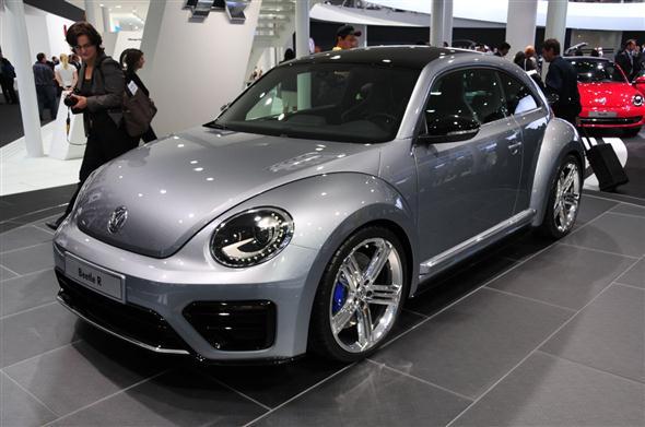 Frankfurt 2011: Volkswagen Beetle R Concept