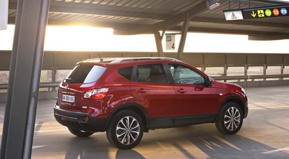España: El Nissan Qashqai DCI podrá acogerse al Plan PIVE