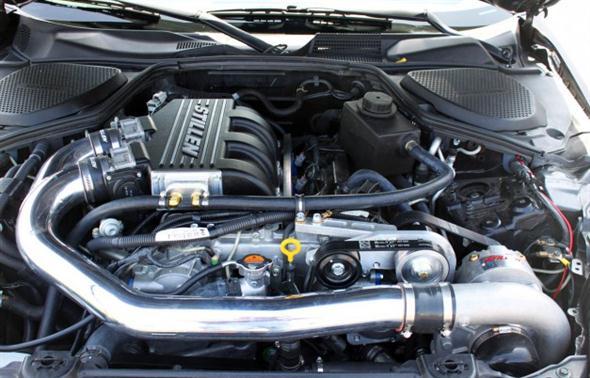 Stillen Nissan 370Z