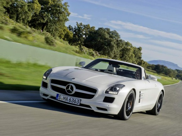 Mercedes_SLS_Roadster_1